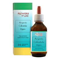 ARGENTO COLL 10PPM 50ML FLOWER