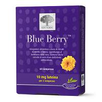 BLUE BERRY Integratore 120 compresse 84 g
