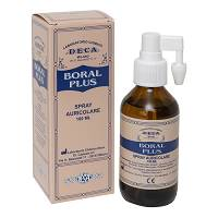 BORAL PLUS SPRAY AURICOLARE
