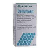 CELLUFRESH Soluzione Oftalmica 12 ml
