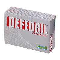 DEFEDRIL 20CPR 20G