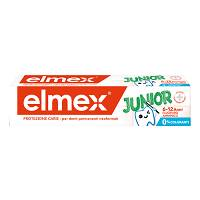 ELMEX JUNIOR DENTIFRICIO 75ML