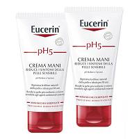 EUCERIN PH5 CR MANI BIPA2X75ML
