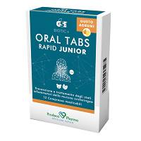 GSE ORAL TABS RAPID J 12CPR