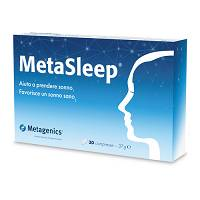 METASLEEP ITA 1MG 30CPS
