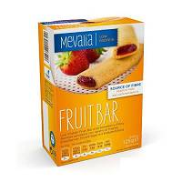 MEVALIA FRUIT BAR APROT 125G