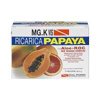 MGK VIS RIC PAPAYA C/ROC 12BUS