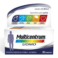 MULTICENTRUM UOMO 60CPR