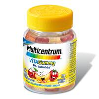 MULTICENTRUM VITAGUMMY 30CARAM