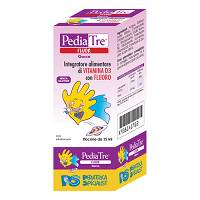 PEDIATRE FLUOR VIT D3 GTT 15ML