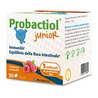 PROBACTIOL JUNIOR NEW 28CPR MA