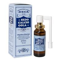 SEDOCALCIO Gola Spray 15ml