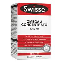 SWISSE OMEGA 3 CONC 60CPS