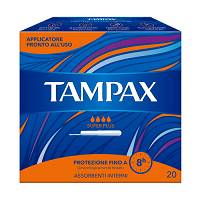 TAMPAX BLUE BOX SUPER PLUS 20P