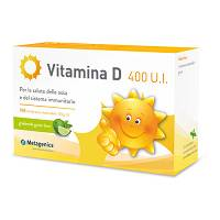 VITAMINA D 400 UI 168CPR