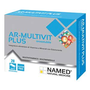 AR MULTIVIT PLUS 28BUST OS