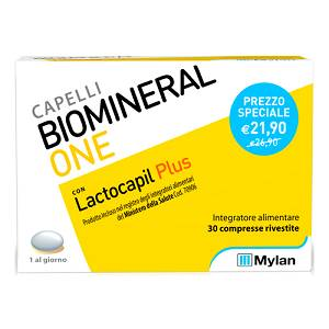 BIOMINERAL ONE LACTO PLUS 30TP