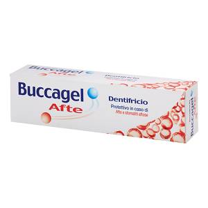 BUCCAGEL DENTIFRICIO 50ML