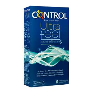 CONTROL ULTRA FEEL 6PZ