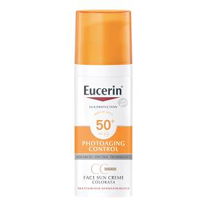 EUCERIN SUN CC CR FP50+ 50ML