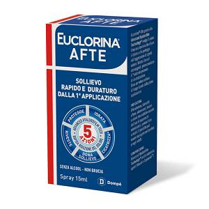 EUCLORINA AFTE SPRAY 15ML