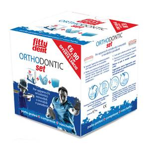 FITTYDENT ORTHODONTIC SET V+C