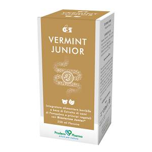 GSE VERMINT JUNIOR 250ML