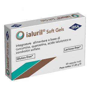 IALURIL SOFT GELS 30CPS
