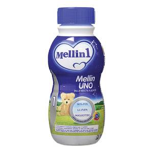 MELLIN 1 LATTE LIQUIDO 500ML