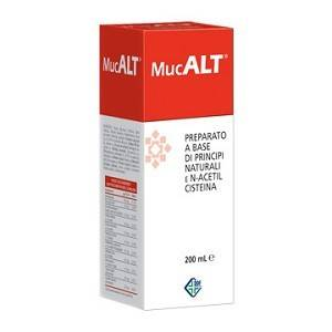 MUCALT sciroppo balsamico 200ml