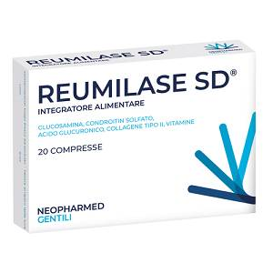 REUMILASE SD INTEGRAT 20CPR1,8
