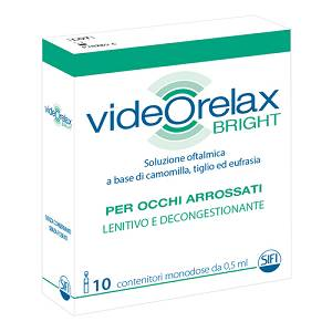 VIDEORELAX BRIGHT 0,5ML 10PZ