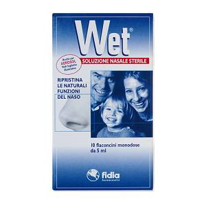 WET Gel Rinologico 20 ml