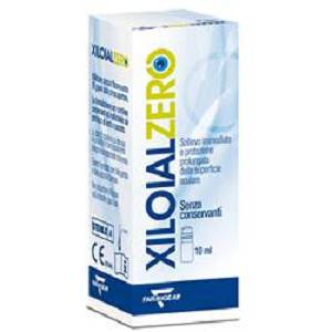 XILOIAL ZERO SOL OFT 10ML