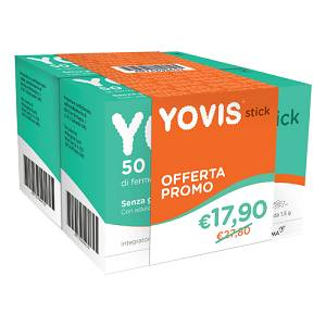 YOVIS STICK 10+10 BUNDLE PCK